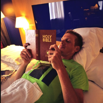 Bibles in Hotels